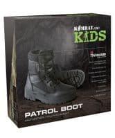Kombat UK Childs Army Patrol Boots - Kids